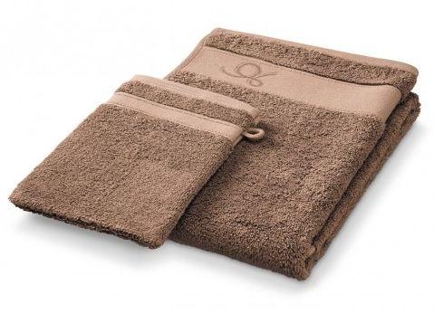 DESCAMPS Handtuch & Waschlappen –8 teiliges Set für 16,86€ (statt 24€)   auch einzeln!