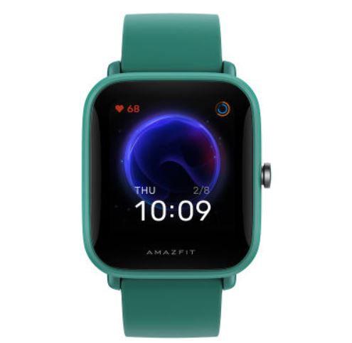 Amazfit Bip U Smartwatch mit Sp02  & Herzfrequenzmessung für 31,98€ (statt 42)