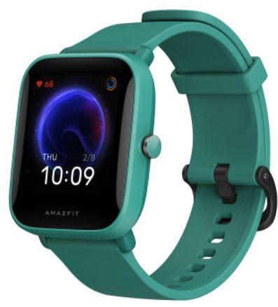 Amazfit Bip U Smartwatch mit Sp02- & Herzfrequenzmessung für 31,98€ (statt 42)