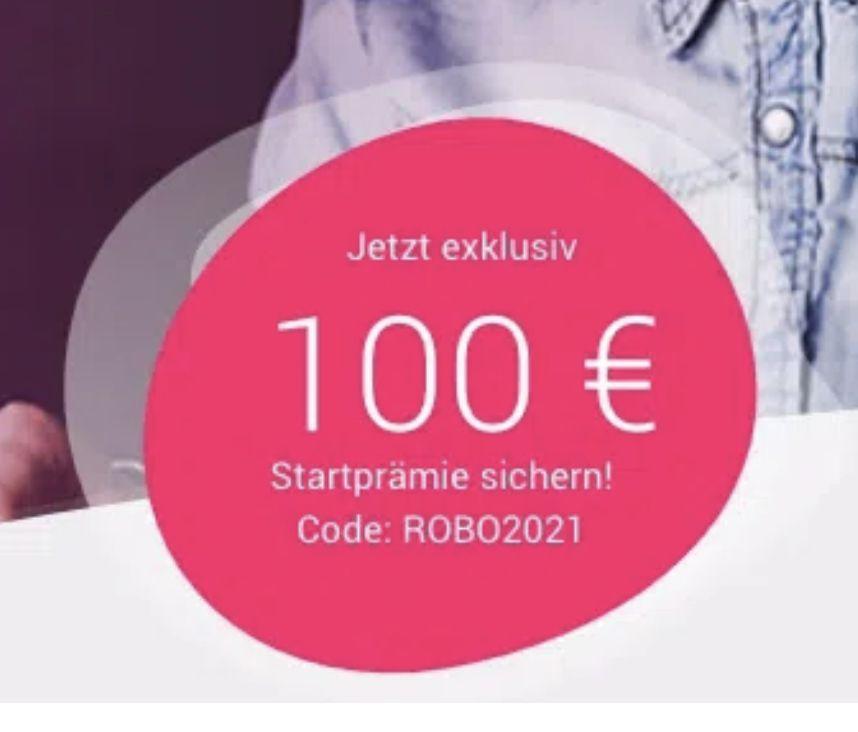 Quirion: 100€ Startprämie beim Abschluss eines ETF-Sparplans ab 50€ mtl.