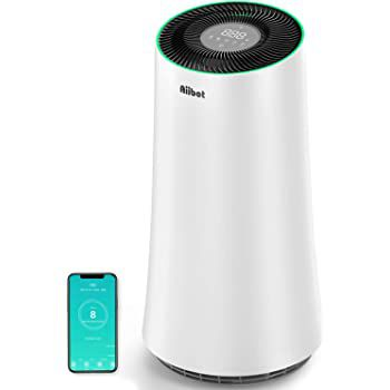 Aiibot A500 Luftreiniger mit 4fach Filter & App Steuerung für 184,99€ (statt 270€)