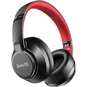 SuperEQ S1 Hybrid ANC BT 5.0 Headset mit 40h Spielzeit für 41,99€ (statt 70€)