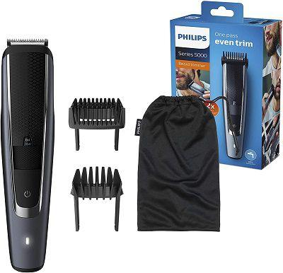 Philips BT5502/15 Bartschneider /-Trimmer mit 40 Längeneinstellungen für 33,99€ (statt 43€)