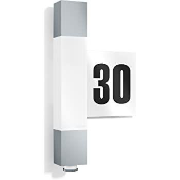 Steinel L 630 LED Außenleuchte mit Sensor & Nachtsparmodus für 79,90€ (statt 111€)