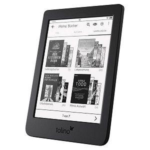 tolino page 2   6 Zoll eBook Reader mit integriertem Leselicht für 59€ (statt 79€)