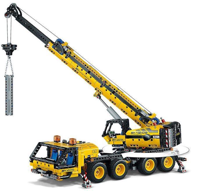 Top! LEGO 42108 Technic Kran auf LKW für 67,90€ (statt 81€)