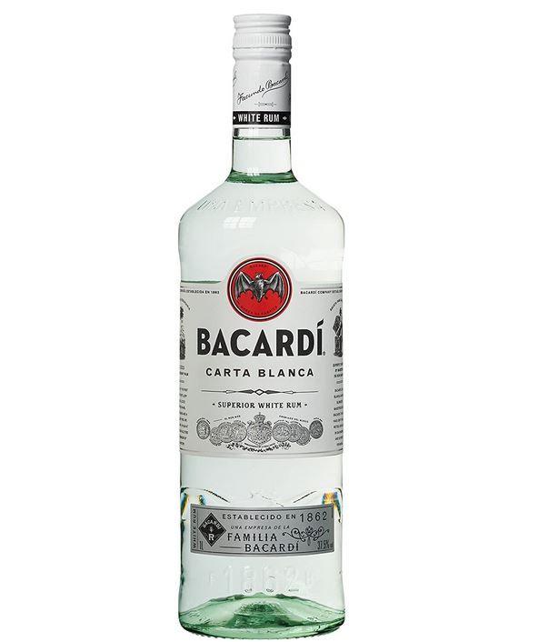 Bacardi Carta Blanca 37.5% 1L für 13,90€ (statt 19€)   oder 4 Liter für 53,82€ (statt 64€)