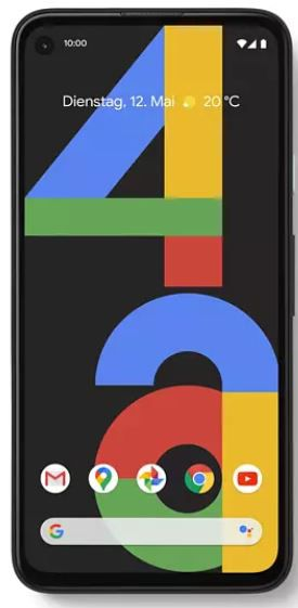 Google Pixel 4a Smartphone mit 128GB für 305€(statt 349€)