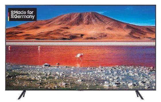 Samsung GU 50TU7199   50 Zoll UHD Fernseher für 395,99€ (statt 445€)