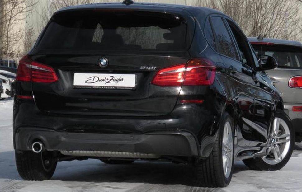 BMW 218i Active Tourer M (EZ Mai 2020) mit 140 PS für 225€ mtl.