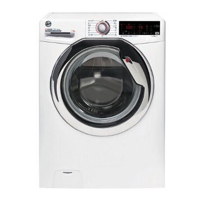 Hoover H3WS437TAMCE 7kg Waschvollautomat (1300 U/Min., NFC, A+++) für 298,99€ (statt 379€)