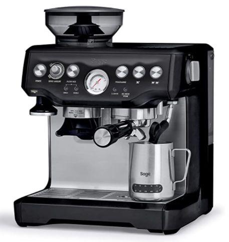 Sage Appliances SES875 the Barista Express Siebträgermaschine für 357,94€ (statt 599€)