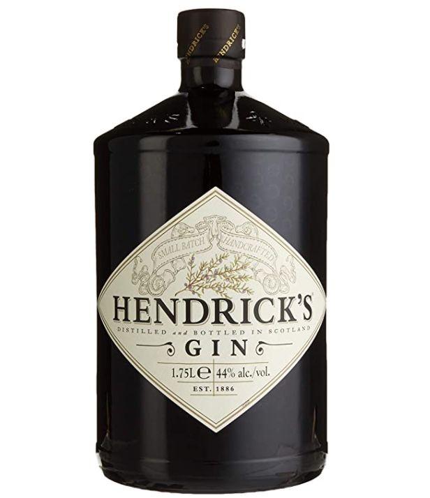 3 x 1 Liter Hendricks Gin 44% für 100€ (statt 117€)