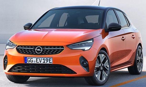 Gewerbe: Opel Corsa F 1.2 Edition mit 75PS für 98€ mtl.