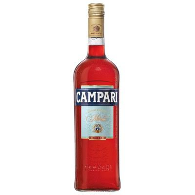 Campari Bitter 25% in der 1 Liter Flasche für 11,90€ (statt 20€)