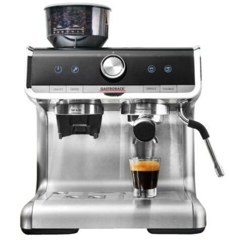 Gastroback Design Espresso Barista Pro für 287,99€ (statt 319€)