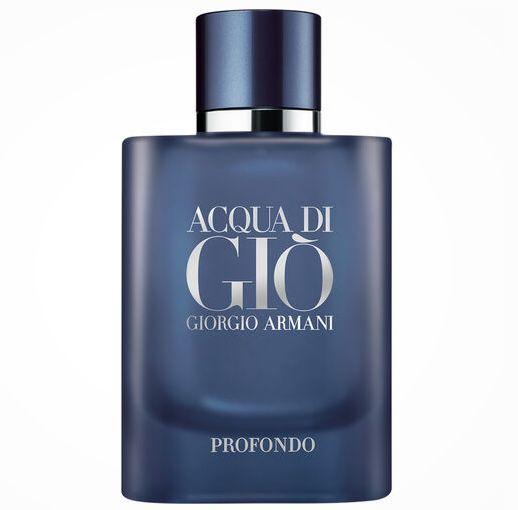 75ml Giorgio Armani Acqua di Giò Profondo Eau de Parfum ab 46,99€ (statt 58€)