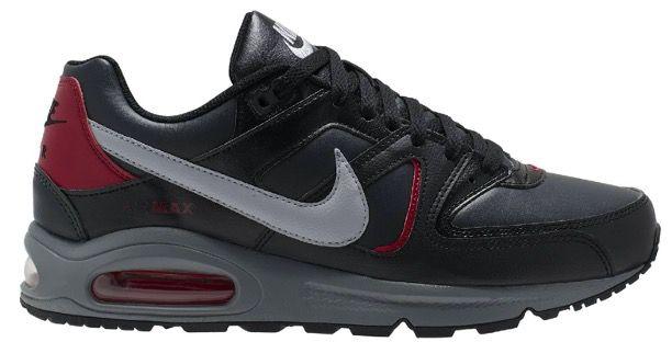 Nike Air Max Command Sneaker in Schwarz für 72€ (statt 110€)