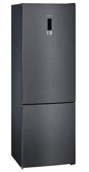 Siemens KG49NXXEA Kühl Gefrierkombi in Black Steel für 742,58€ (statt 860€)