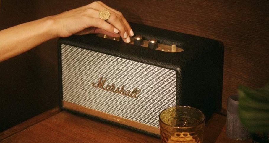 Marshall Acton II Bluetooth Lautsprecher für 158€ (statt 195€)