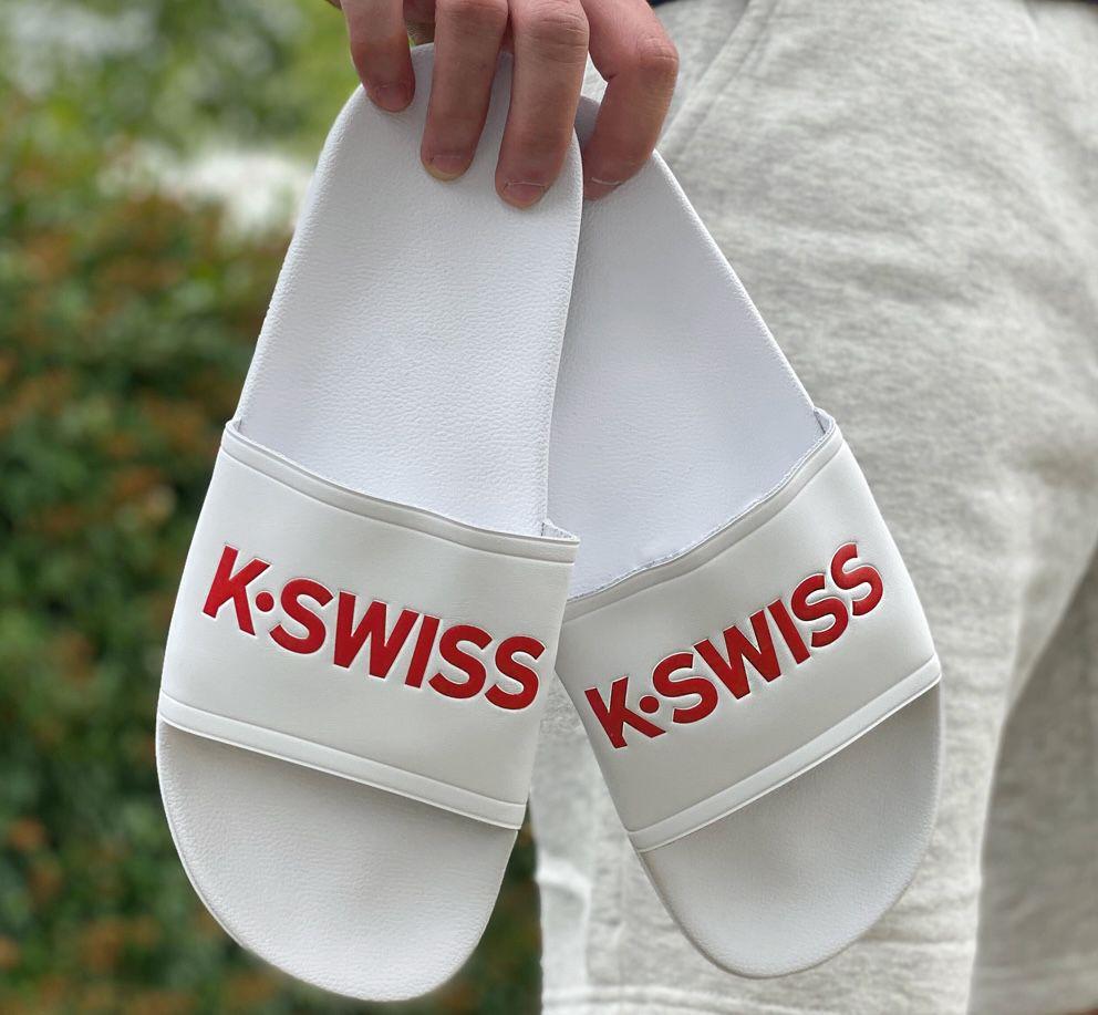 K Swiss K Slide Unisex Badelatschen für 9,50€ (statt 19€)