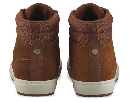 Lacoste Straightset Insulace Sneaker aus Nubukleder für 58,50€ (statt 83€)   41 bis 44