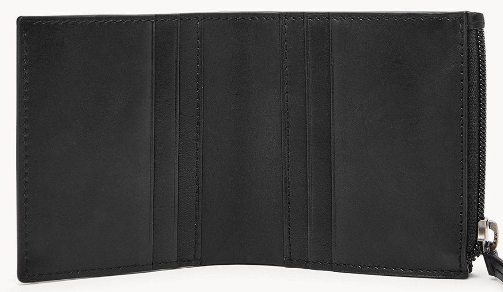 Fossil Philip Coin Pocket Bifold Geldbörse inkl. gratis Prägung für 16,80€ (statt 33€)