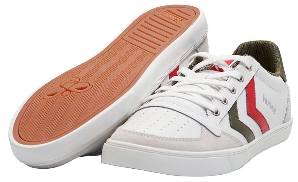 hummel Slimmer Stadil Lowcut Leder Sneaker für 28,94€ (statt 38€)