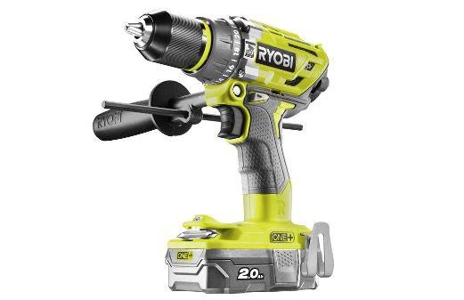 RYOBI One+ Akku Schlagbohrschrauber R18PD7 220B mit 2x 18V Akku für 161,99€ (statt 210€)