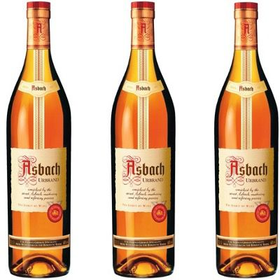 3x 1 Liter Asbach Urbrand 40% für 45,63€ (statt 55€)