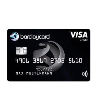 Barclaycard Visa jetzt mit 50€ Startguthaben + keine Jahresgebühr