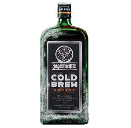 2x 1 Liter Jägermeister Cold Brew Coffee 33% für 44,82€ (statt 54€)