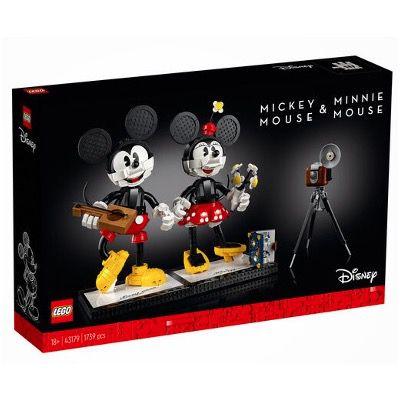 LEGO Disney 43179 Micky Maus und Minnie Maus für 144,99€ (statt 170€)