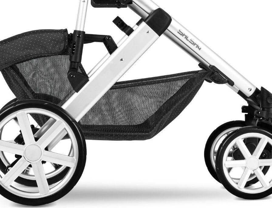 ABC Design Salsa 4 Fashion Edition (2020) Kombikinderwagen für 551,99€ (statt 699€)