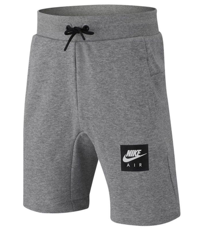 Nike Jungen Shorts DK Grey Heather in XS bis L für 9,99€ (statt 30€)