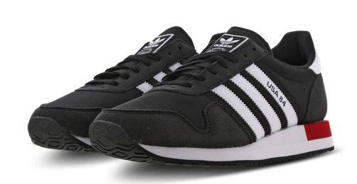 adidas Originals USA 84 Herren Sneaker für 43,99€ (statt 50€)   Lieferflat
