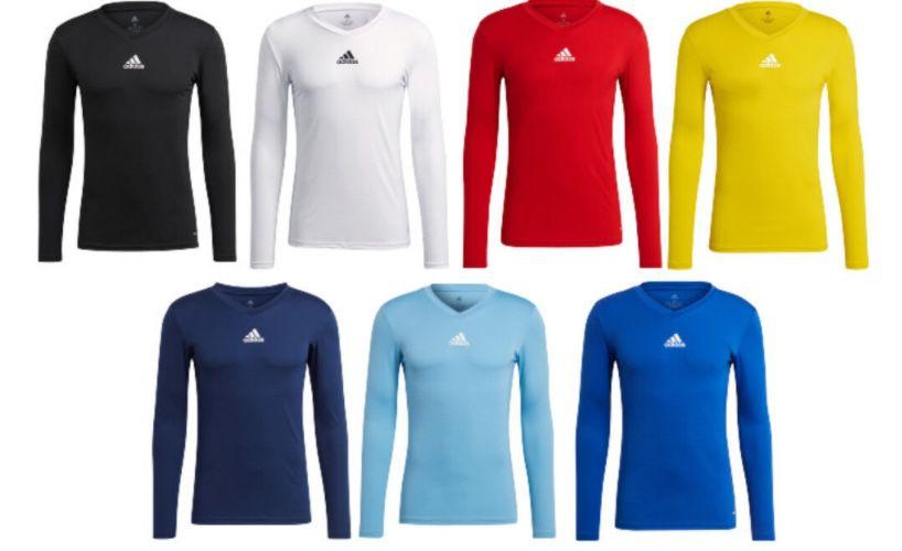 adidas Team Base Tee Funktionsshirts für je 13,95€ (statt 19€) Restgrößen