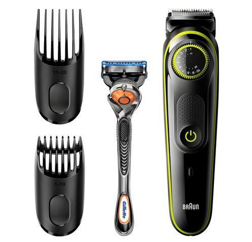 Braun BT3041 Bartschneider inkl. Gilette Nassrasierer für 33,94€ (statt 50€)