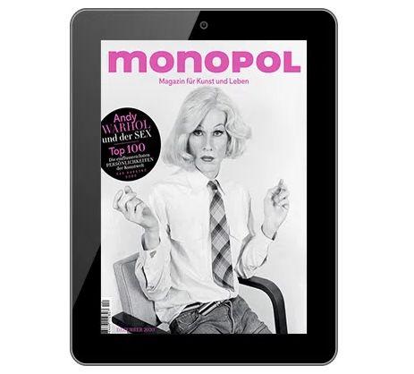 11 Ausgaben monopol E-Paper für nur 1€ (statt 108€)