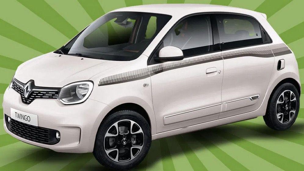 Renault Twingo Limited SCe 75 (EZ 09/20) für 49€mtl. zzgl. 799€ Bereitstellung