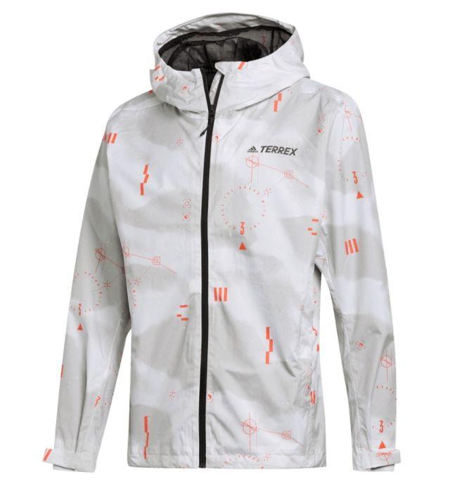 adidas Terrex Camo RAIN.RDY Regenjacke für 49,95€ (statt 84€)