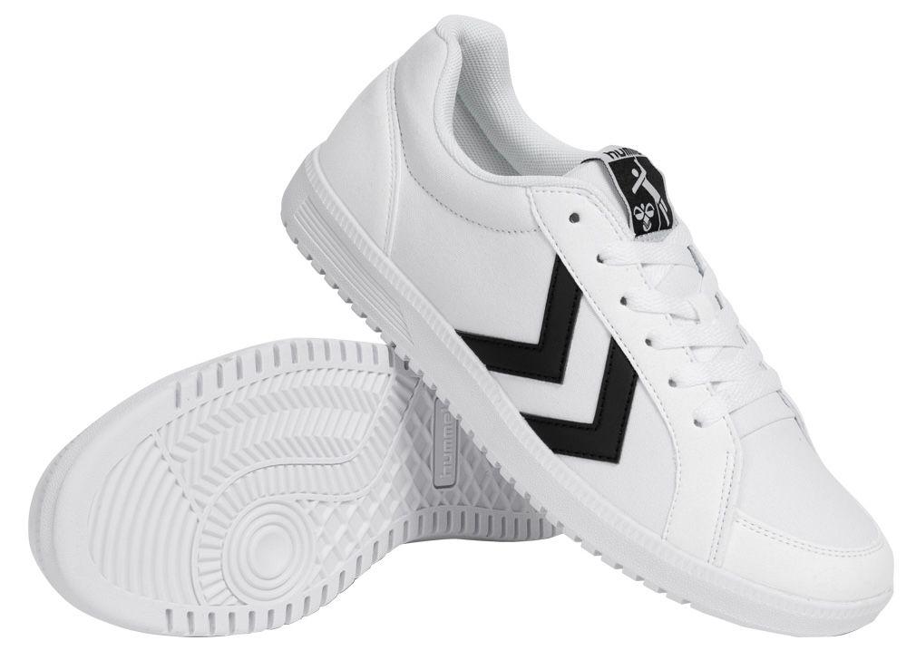 hummel Deuce Court Canvas Sneaker bis Größe 46 für 25,94€ (statt 49€)