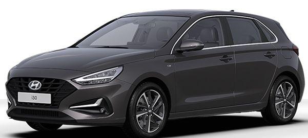 Gewerbe: Hyundai i30 Edition mit 120 PS inkl. TÜV für 129€ mtl.   LF: 0.49