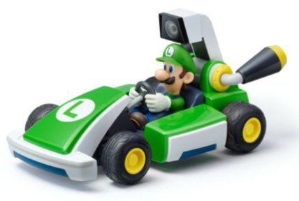 Nintendo Mario Kart Live: Home Circuit als Luigi Set ab 86,39€ (statt 96€)