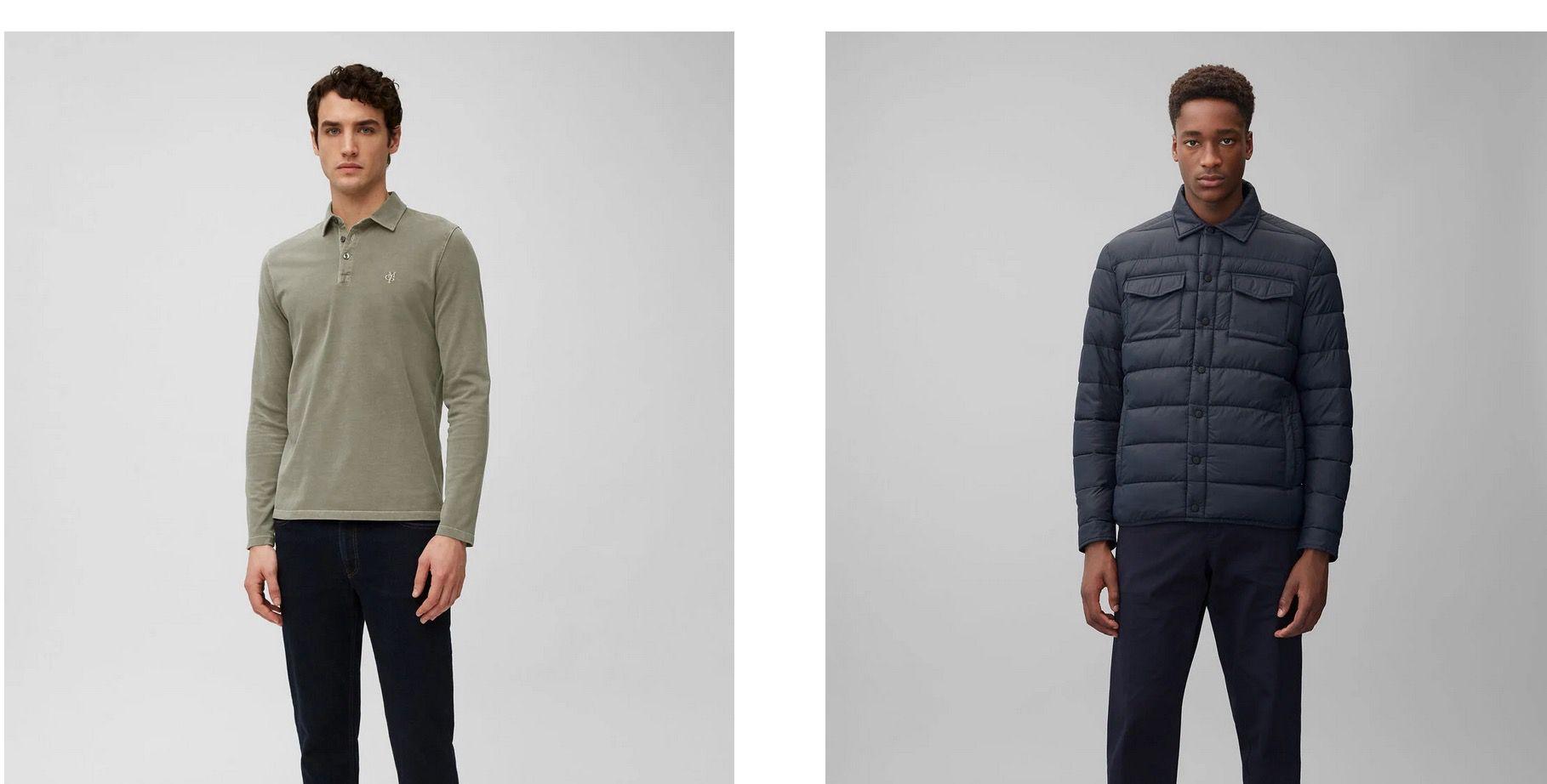 Marc OPolo Final Sale mit 50% Rabatt +ohne VSK   günstige Shirts, Pullover, Jacken