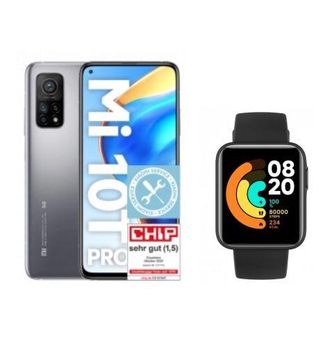 Xiaomi Mi 10T Pro 128GB + Mi Watch Lite für 149€ + Vodafone Allnet-Flat mit 5GB LTE für 14,99€ mtl.