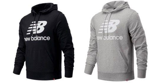 New Balance Essentials Stacked Logo Hoody in 7 Farben für je 35,95€ (statt 44€)