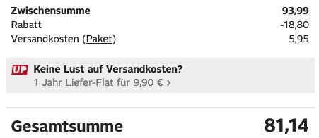 🔥 Esprit Winterjacke Rec Polar mit Teddyfell in Dunkelblau ab 60,19€ (statt 170€)