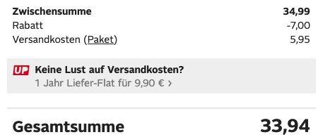 Bruno Banani Leder Schnürstiefelette in Schwarz für 33,94 (statt 80€)   nur 45 und 46
