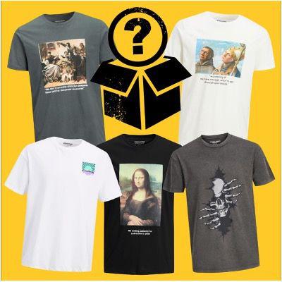 10 Jack & Jones T Shirts für 50€ oder 15 Jack & Jones T Shirts für 70€
